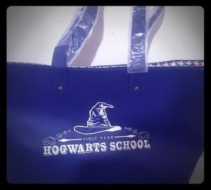 Loungefly Harry potter Hogwarts large tote